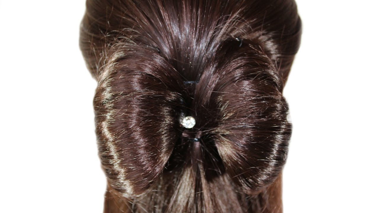 3 Cute Hair Bow Styles with 65 Beautiful Examples