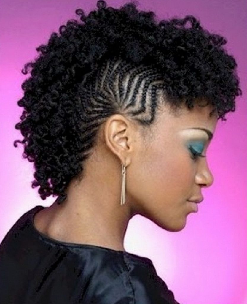 Outstanding Mohawk Hairstyles For Black Girls Hairstyle Fo Women Amp Man Black Schematic Wiring Diagrams Amerangerunnerswayorg